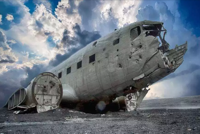Plane Wreckage in Iceland></a> 				</div> 				<div class=